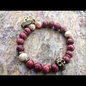 Jewelry - ❤️ Jasper bracelet ❤️